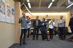 Case Study Presentations, AAE 2017 'Architecture Connects' at Oxford Brookes University