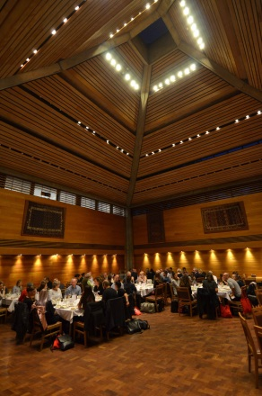Conference Dinner at Wolfson College, AAE 2017 'Architecture Connects' at Oxford Brookes University