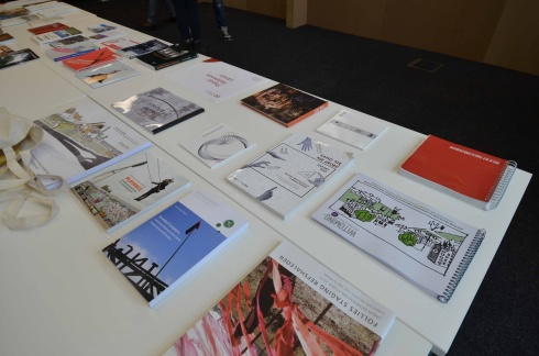 AAE 2017 'Architecture Connects' at Oxford Brookes University